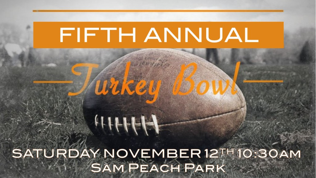 Turkey Bowl Marketing Slide